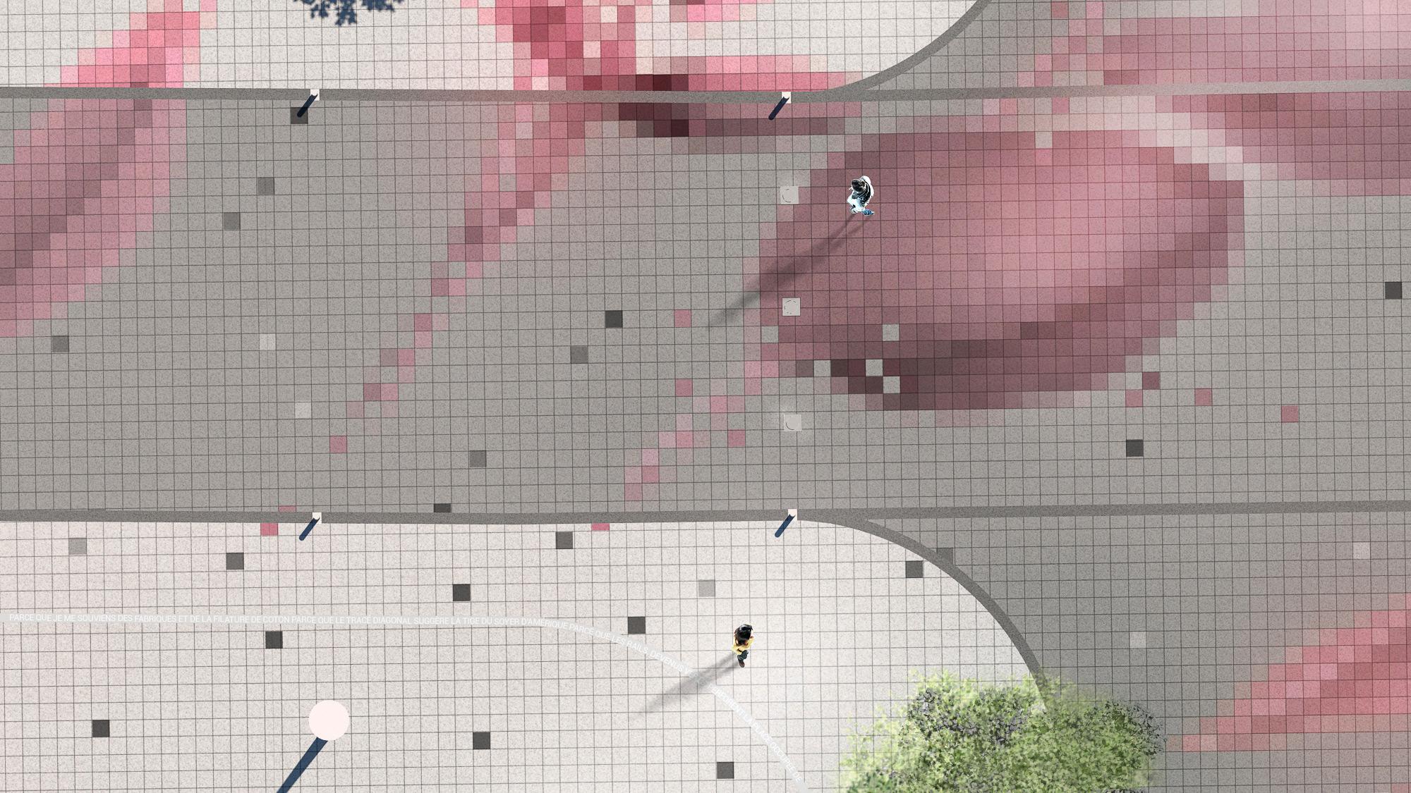 design montréal, concours, Simon Valois, Grande Simone, mousse architecture de paysage, collectif escargo, karyna st-pierre, pierre-yves diehl, julie parenteau, carolyn kelly-dorais, gravitaire génie civil, Lightfactor, chantal bergeron, asclépiade