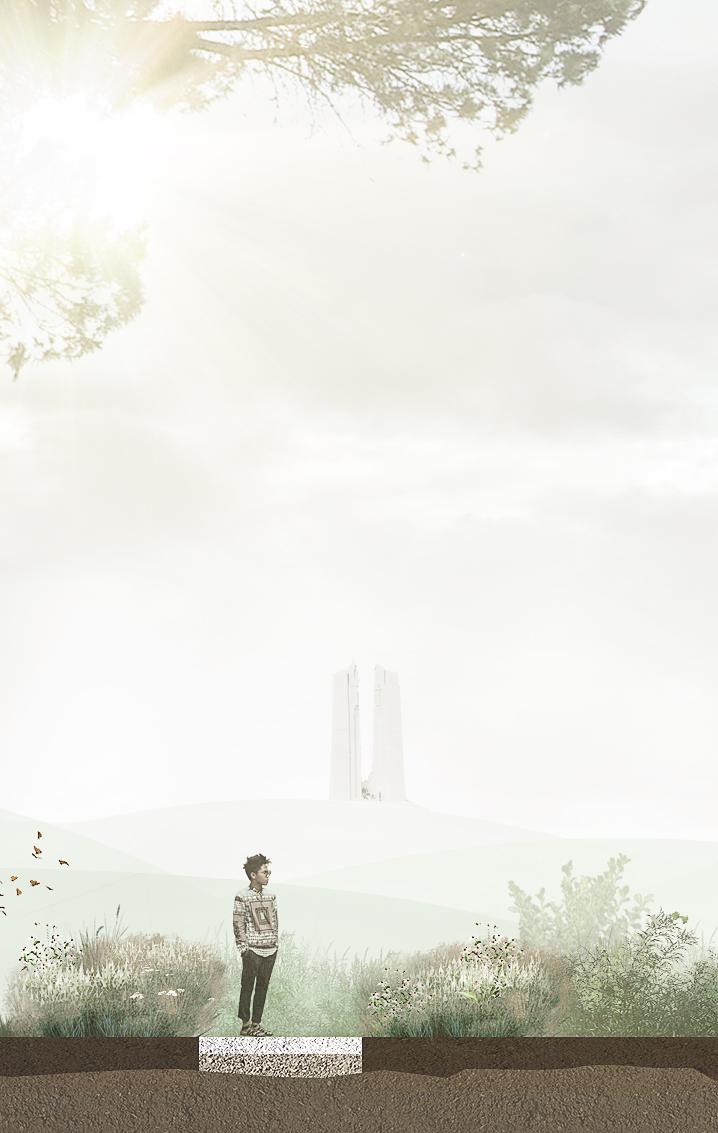 Collectif escargo, Drapeau, Pierre-Yves Diehl, Karyna St-Pierre, Julie parenteau, Vimy, Canada, arts ville et paysage, jardin de la paix